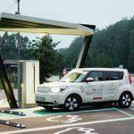Naujas Lietuvos rekordas: elektromobiliu 1000 km įveikti per 21 val. 33 min.